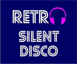 Logo for Retro Silent Disco