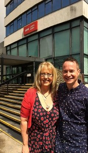 Caryl Parry Jones and Alex Winters present Clueless on BBC Radio Wales